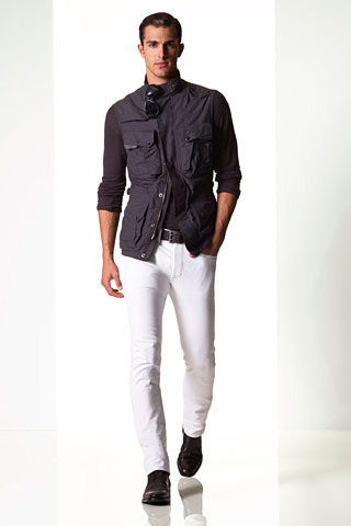 Men's White Jeans | Walk About.