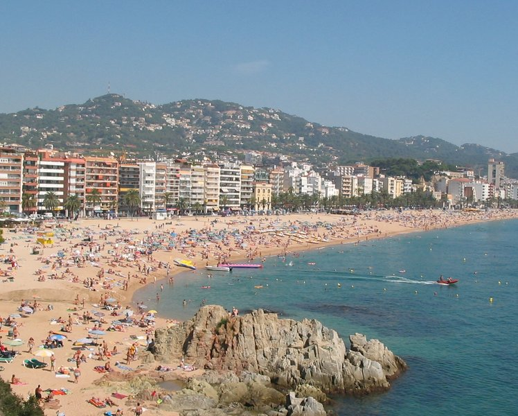Lloret De Mar City Hotel Spanien